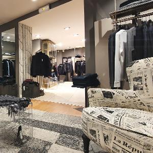 Boutique homme Image de Marques à Brive